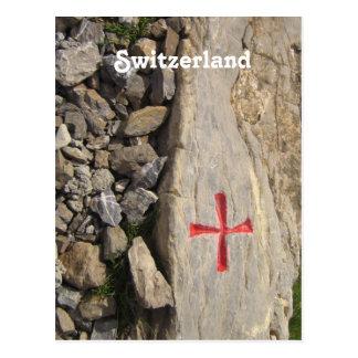 Riddare Templar Schweitz Vykort