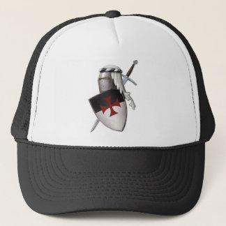 Riddare Templar skyddar Keps