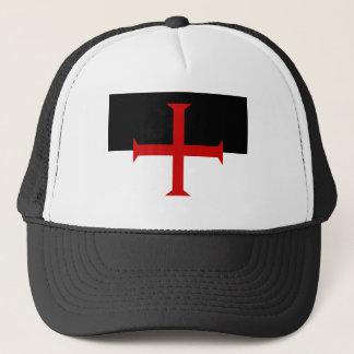 Riddare Templar Truckerkeps
