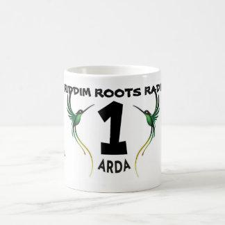 Riddim rotar radiosände 1 Arda mugg