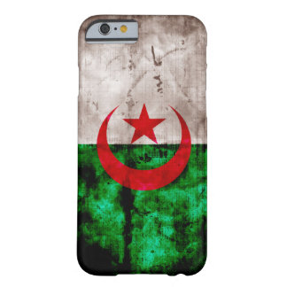 Riden ut Algeriet flagga Barely There iPhone 6 Fodral