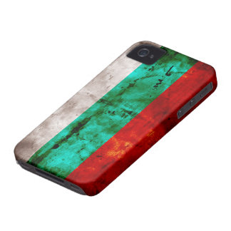 Riden ut Bulgarienflagga iPhone 4 Fodraler