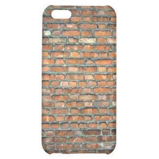 Riden ut för tegelstenvägg för fläck gammal iPhone 5C skydd