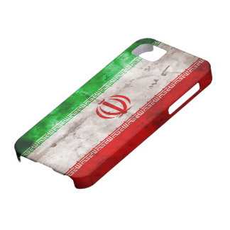 Riden ut Iran flagga iPhone 5 Cover
