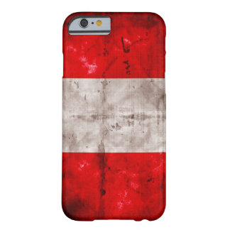 Riden ut Peru flagga Barely There iPhone 6 Skal