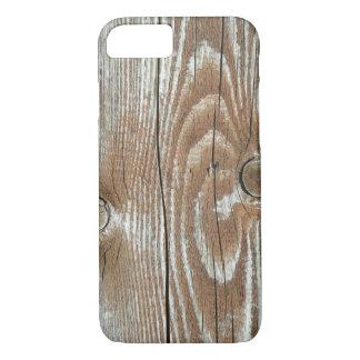 Riden ut Wood iphone case