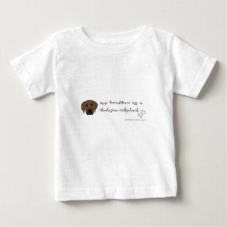 ridgeback - mer föder upp t-shirt
