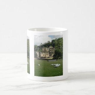 Rievaulx Abbey, Yorkshire, UK Kaffemugg