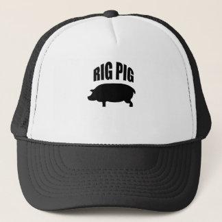 RigPig Truckerkeps