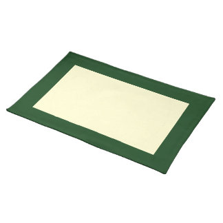 Rik smaragd- och krämbordstablett bordstablett