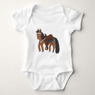 Riki western häst tshirts