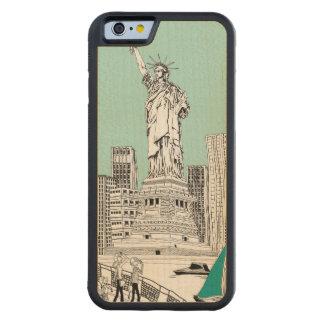 Hitta en Wood Bumper iPhone 6 fodral som passar dig och utforma med egen design