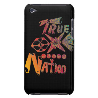 Riktig nation för blandat Leopardtryck iPod Case-Mate Fodral