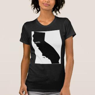 Riktnummer 415, Kalifornien, fjärdområde T-shirts