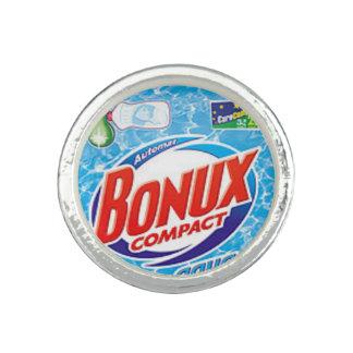 Ring för runda för Bonux Tumblr klotterkonst