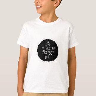 Ringen av ska salt skyddar dig! tee shirt