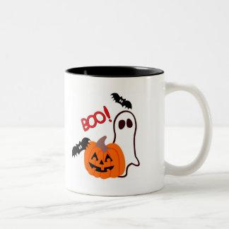 Ringermugg Halloween 2013 Två-Tonad Mugg