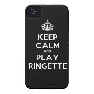 """Ringette blackberry boldfodral - """"behållalugn"""" sva iPhone 4 Case-Mate fodral"""