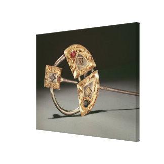 Ringformig brosch, Ardagh förråd, Reerasta Canvastryck