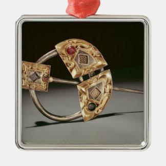 Ringformig brosch, Ardagh förråd, Reerasta Julgransprydnad Metall