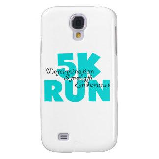 rinnande Aquasportar för springa 5K Galaxy S4 Fodral