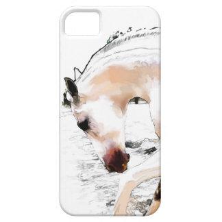 Rinnande häst iPhone 5 Case-Mate skydd