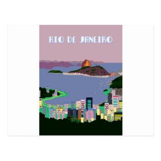 Rio de Janeiro - BRASILIEN Vykort