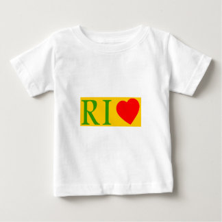 Rio de janeiro love t-shirt