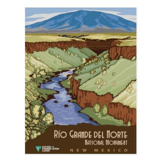 Rio Grande Vykort