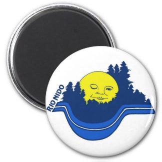 Rio Nido logotyp Magnet