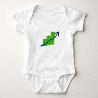 Riskera på aktiemarknaden t-shirts