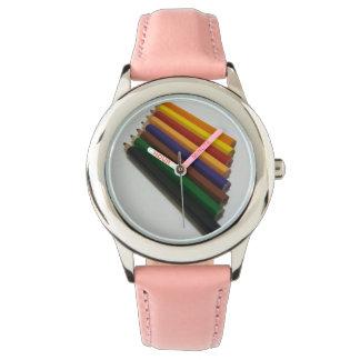Rita färger armbandsur