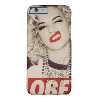 Rita Ora Barely There iPhone 6 Fodral