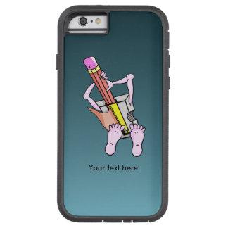 Rita sharpeneren med ben tough xtreme iPhone 6 skal
