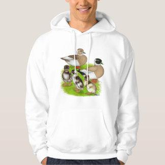 Ritad appellankafamilj hoodie