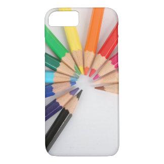 Ritar det hårda fodral 6s för konstteckningiPhone