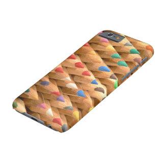 RITAR FODRAL för KONST IPHONE 6S för Barely There iPhone 6 Skal