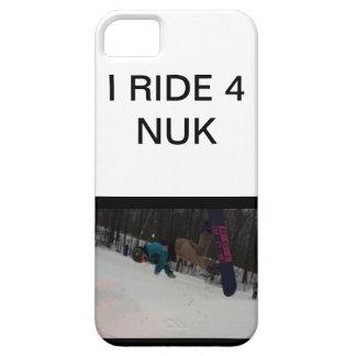 RITT 4 NUK STEEZ iPhone 5 SKAL