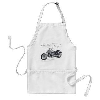 Ritt fria Harley Davidson Förkläde