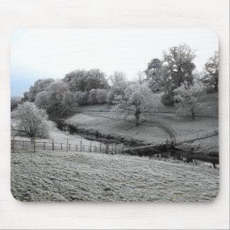 River Valley ett frostig morgon Musmatta