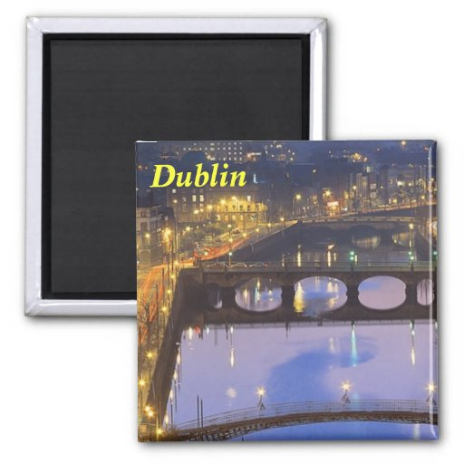 RiverLiffey Dublin magnet Magneter