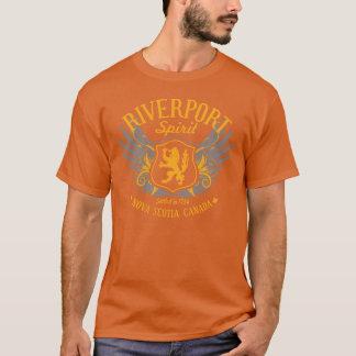 Riverport ande - manar VigorT-tröja Tee