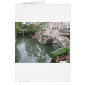 Riverwalken 2 hälsningskort