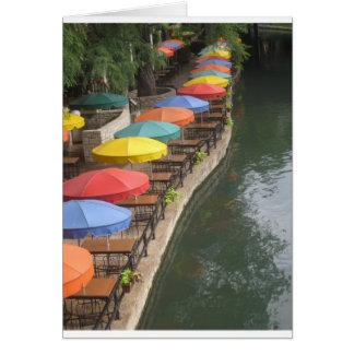 Riverwalken Hälsningskort