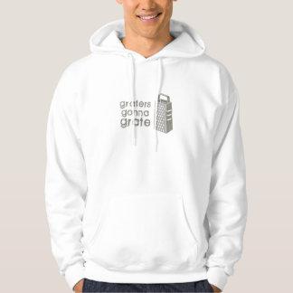 Rivjärn som går till den hooded tröjan för sweatshirt med luva