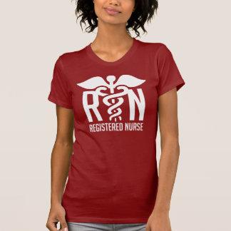 RN - Legitimerad sjuksköterska T-shirts
