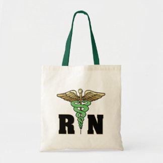 RN/sjuksköterska Budget Tygkasse