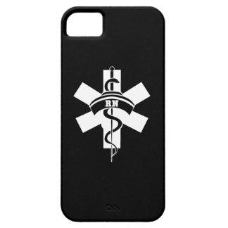 Rn-sjuksköterskor Barely There iPhone 5 Fodral