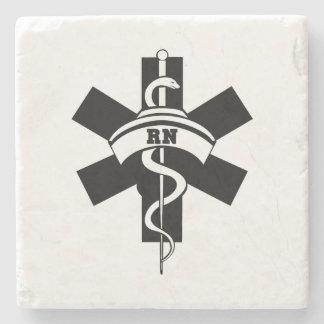 Rn-sjuksköterskor Underlägg Sten