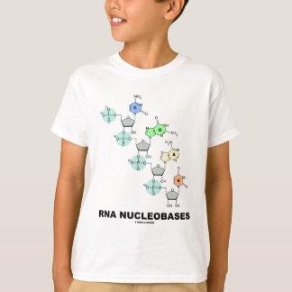 RNA Nucleobases (Biochemistry) T-shirts